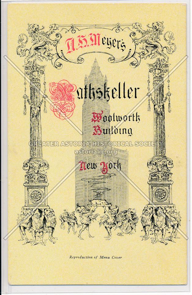 A.G. Meyer's Woolworth Rathskeller