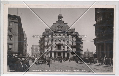 General Post Office, New York City