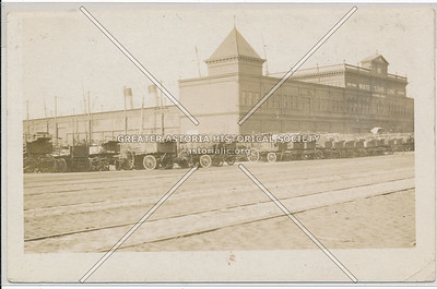 White Star Line Hudson River? Piers