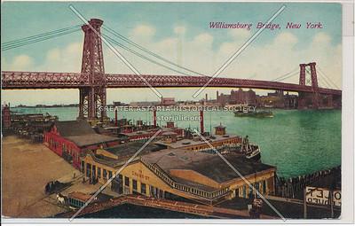 Williamsburg Bridge, New York