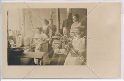 Bethany Chapel Soup Kitchen Volunteers, NYC 1909