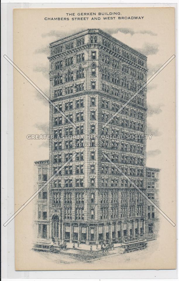 The Gerken Building, Chambers Street And West Broadway