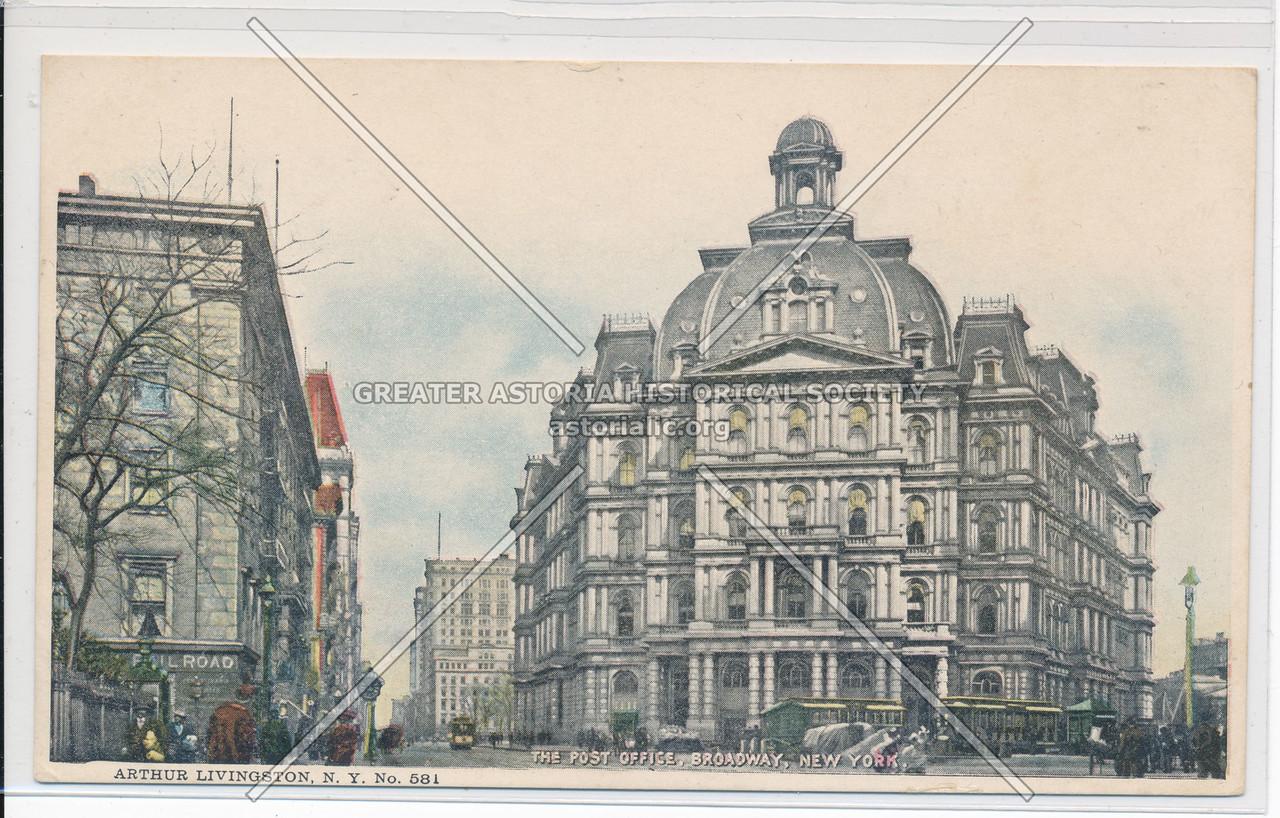 Arthur Livingston, N.Y. No. 581