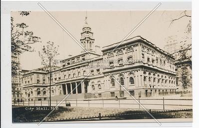 City Hall, N.Y.