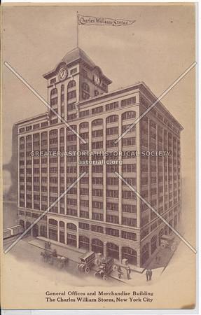 Charles William Stores, NY