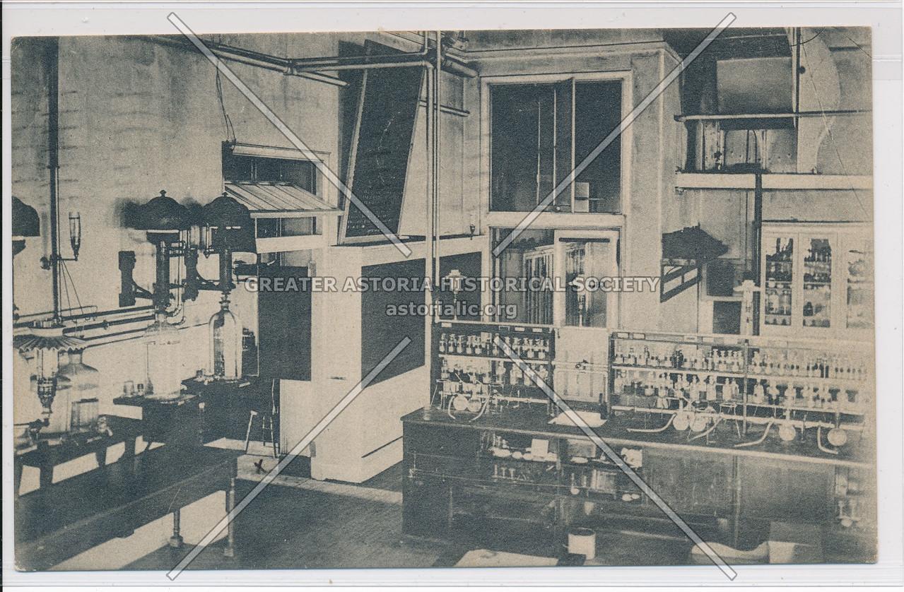 Cooper Union - Chemical Laboratory