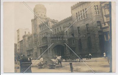 9th Regiment Armory, NY 14th St, NY