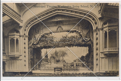 Muncipal Theatre, Washington Irving H S