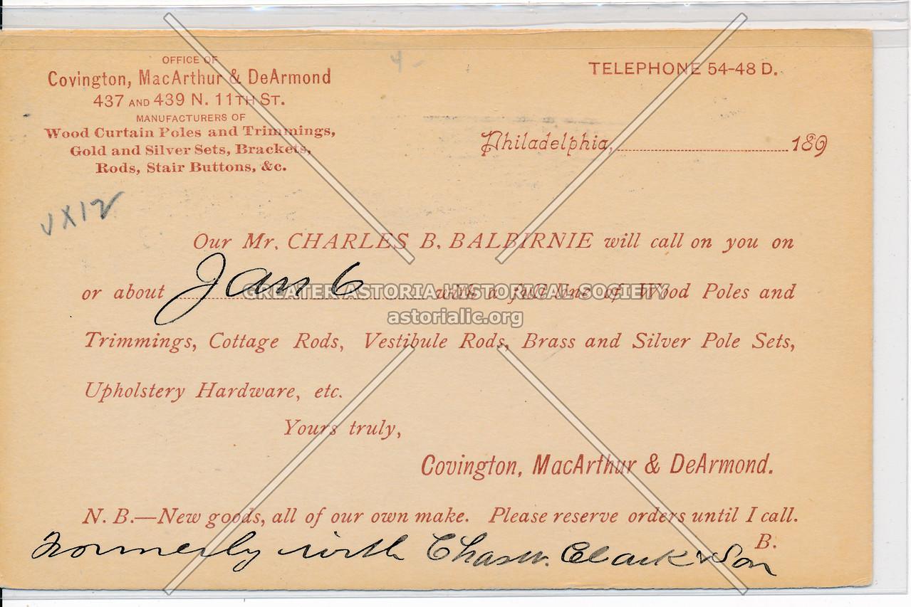 Covington, MacArthur, 437 N 11th St, Williamsburg, Brooklyn