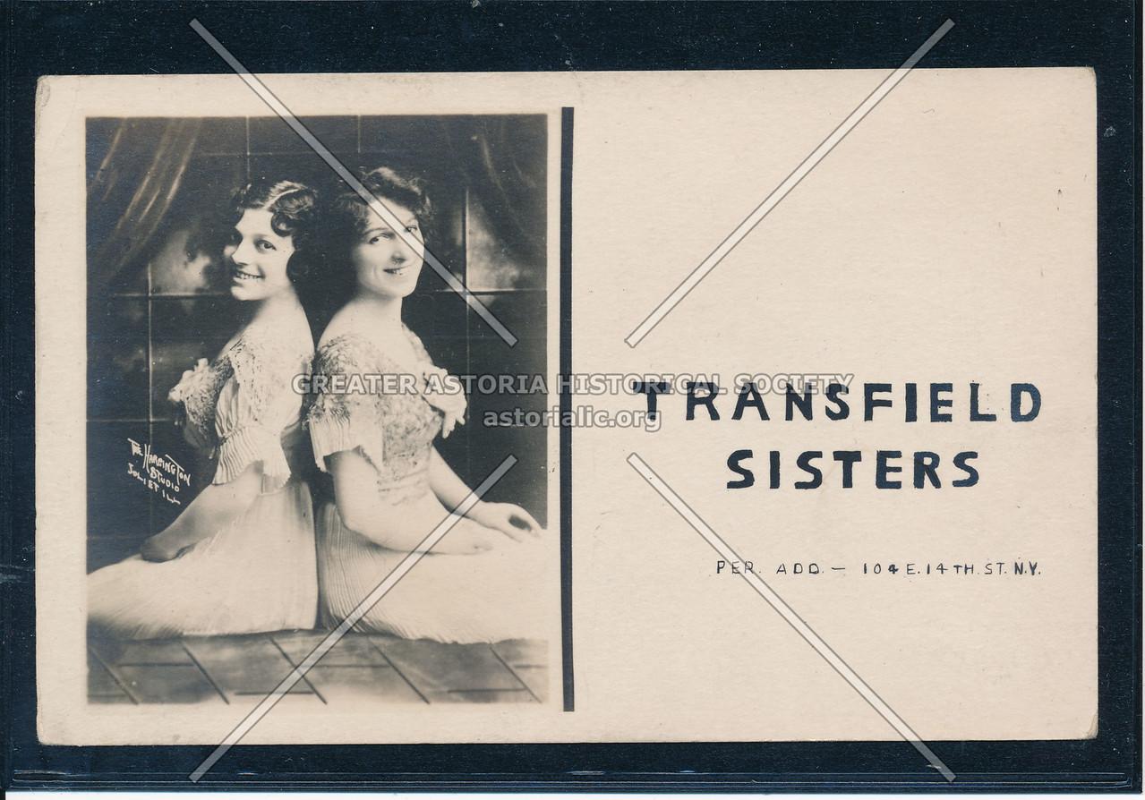 Transfield Sisters, 104 E 14th St, NY