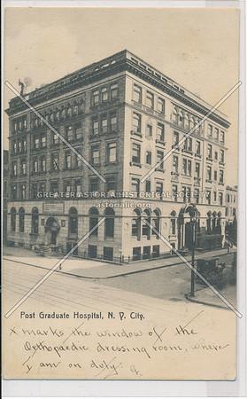 Post Gradaute Hospital, NY