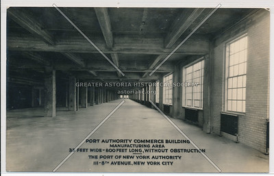 Port Authoriy Commerce Building, 111 8th Ave, NY