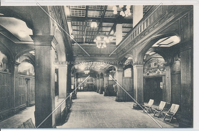 Foyer Washington Irving H S, NY