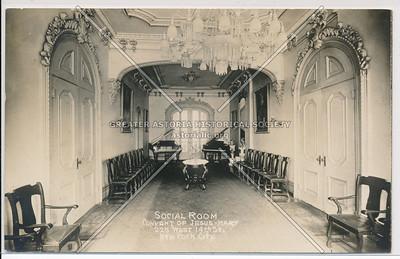 Convent of Jesus-Mary, 225 W 14th St, NY Social Room