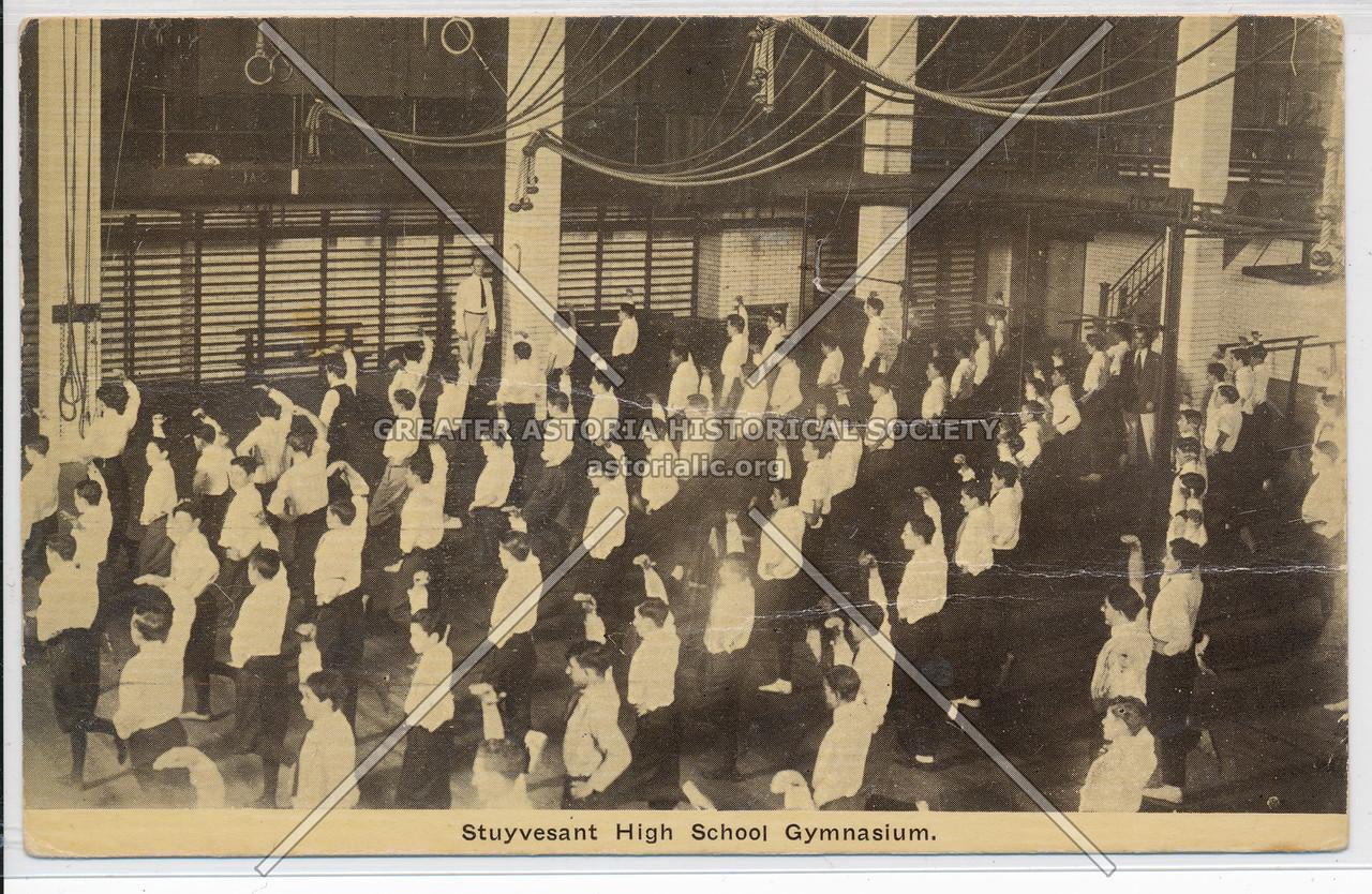 Stuyvesant High School Gymnasium