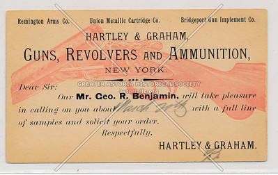Hartley & Graham Guns
