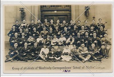 Monfrieds Correspondence School of Violin
