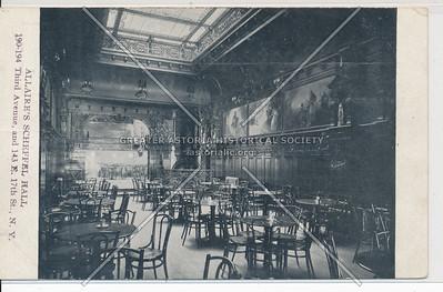 Allaire's Scheffel Hall, 143 E 17 St, NY