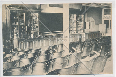 Cooper Union - Chemical Lecture Room
