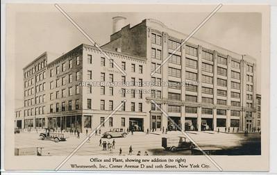 Wheatsworth, Ave D and 10th St, NY