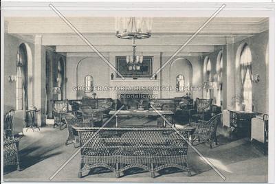 Lobby Emma Ransom House, YWCA, NY