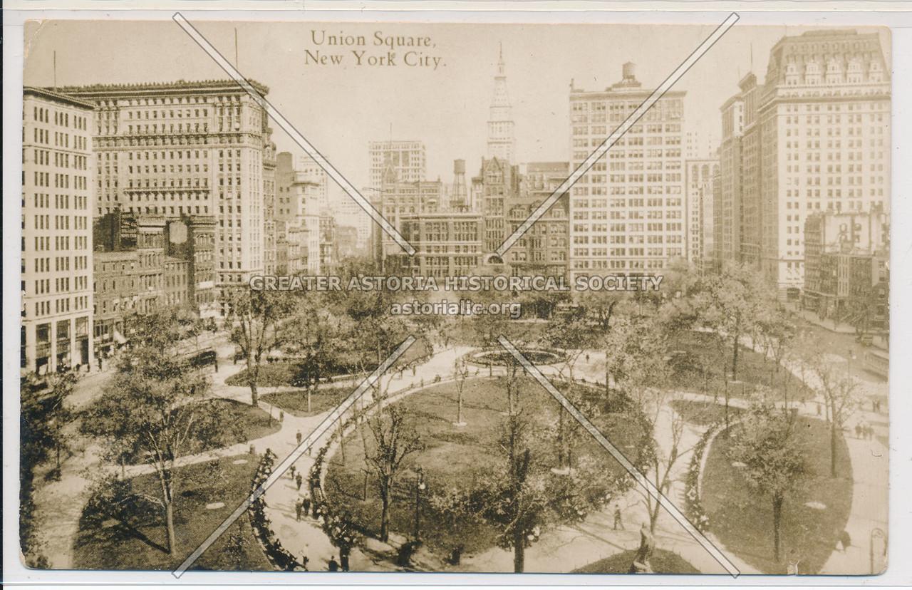 Union Square, NY