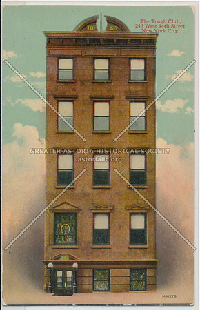The Tough Club, 243 W 14th St, NY