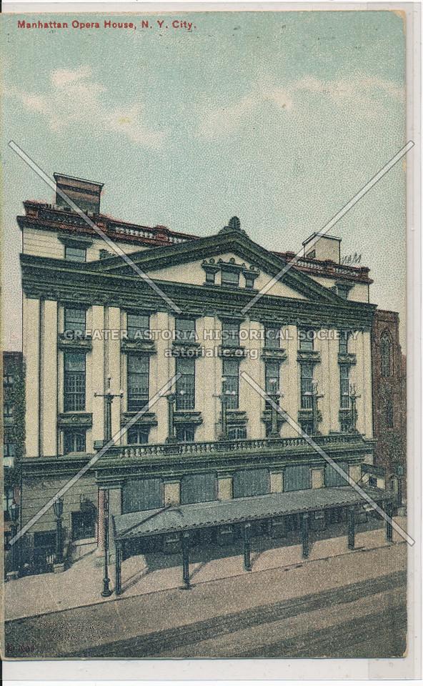 Manhattan Opera House, NY
