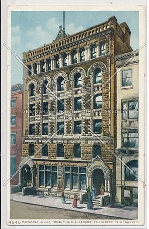 The Margaret Louisa, YWCA Hotel, 14 E 16 St, NY