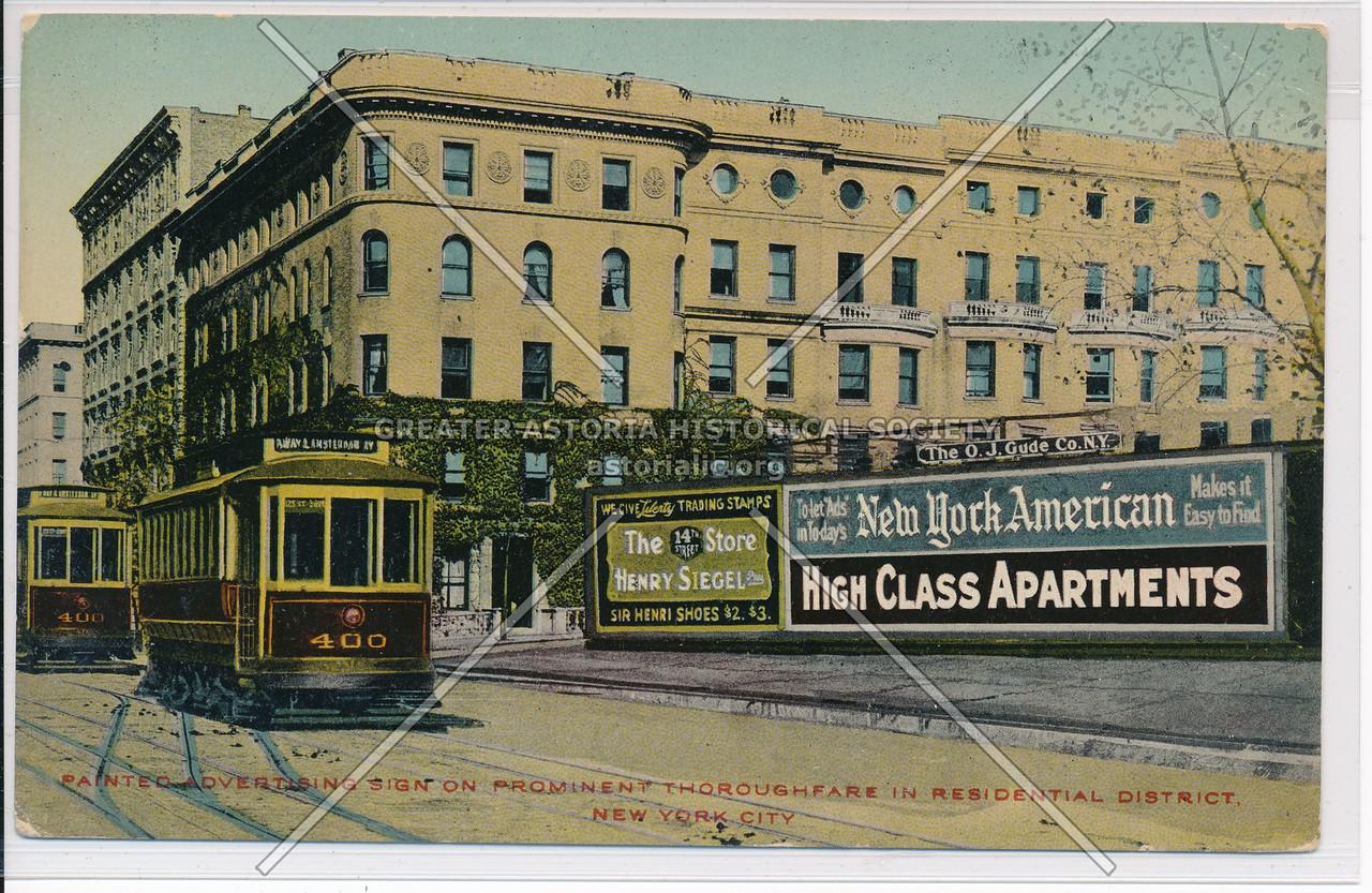 New York American High Class Apartments