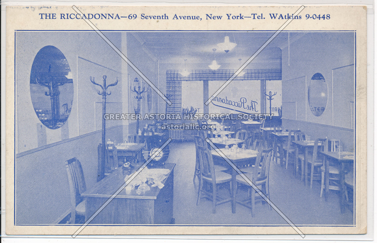 Riccadonna, 69 7th Ave, NY