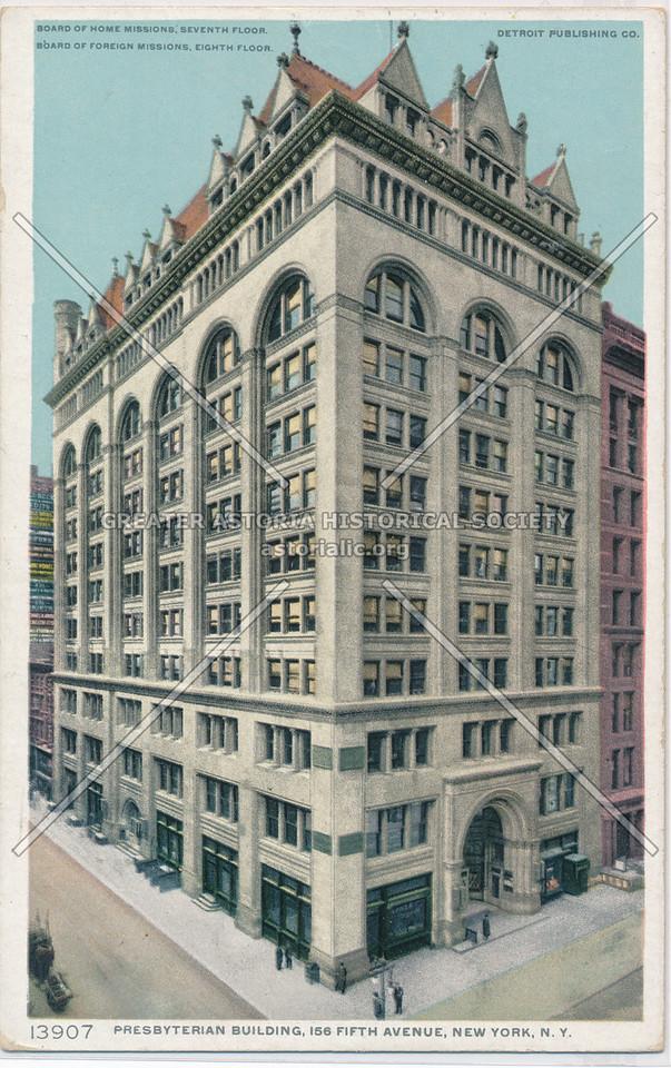 Presbyterian Building, 156 Fifth Ave, NY