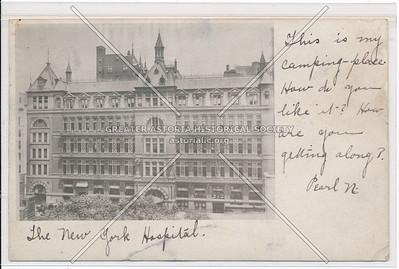 The New York Hospital