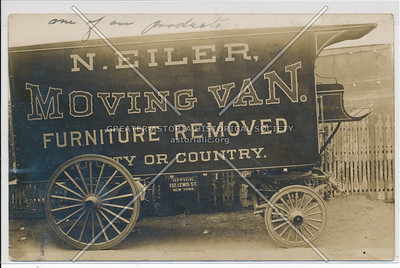Nathan Eiler Movers - Near East River and Delancey