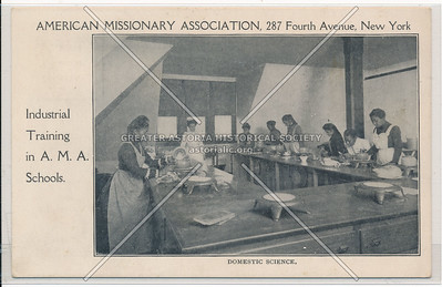 American Missionary Association, 287 4th Ave, NY