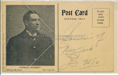 Thomas J. Sharkey, 144 E 14 St, NY