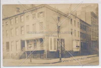 Washington Irving House, Irving Place, NY