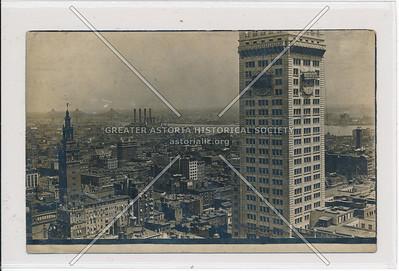 Metropolitan Life Insurance, Clock Tower