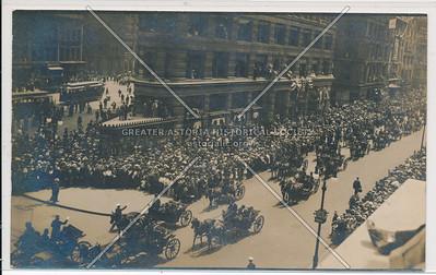 NYC Police Parade, May 15, 1920 Fallon Photo