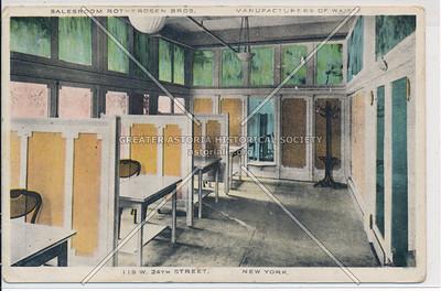 Sales Room - Rotherosen Bros. , 119 W 24 St, NY