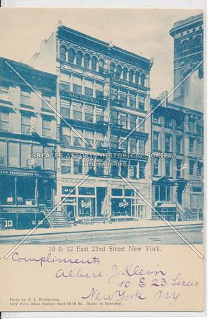 10 & 12 East 23rd Street, New York