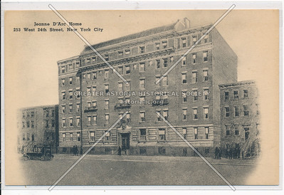 Jeanne D'Arc Home, 253 W 24 St, NY
