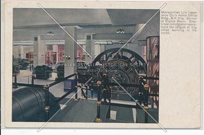 Metropolitan Life Insurance Co.'s Home Office, Electric Equipment