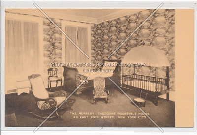 The Nursery - Theodore Roosevelt House , 28 E 20th St, NY