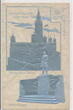 Madison Square Garden, Admiral Farragut