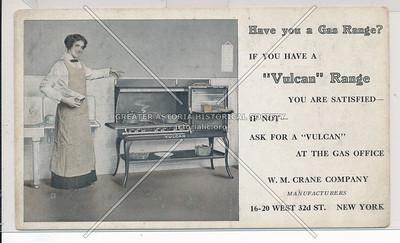 W.M. Crane Company, 16 W 32 St, NYC