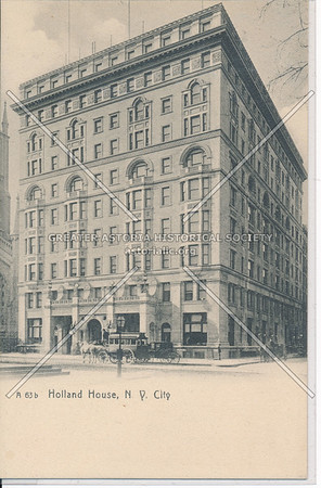 Holland House, 5th Ave & 29th St, N.Y. City