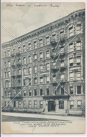 The Trevyllian Apartments, 142 E 17th St, NY