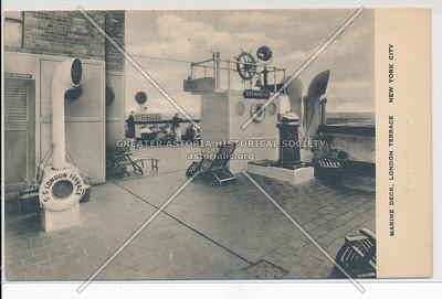 Marine Deck - London Terrace