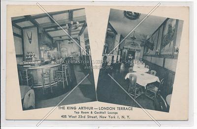 The King Arthur - London Terrace, 405 W 23 St, NY